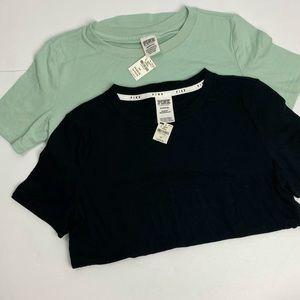 PINK Victoria's Secret shirts